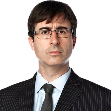 Possible Stephen Colbert Replacement #1 - John Oliver (PHOTO: Comedy Central)