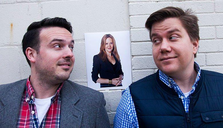 Episode 8: Samantha Bee, Chad Carter & Nate Witmer