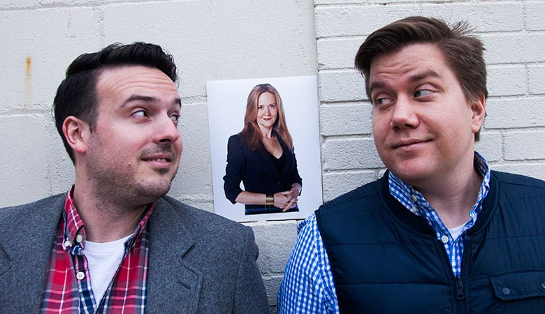 Episode 8: Samantha Bee, Chad Carter & Nate Witmer