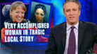 Daily Show: Tragic Story - 02/07/2007 - Video Clip | The Daily Show with Jon Stewart