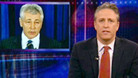Hagel Announcement - 03/12/2007 - Video Clip | The Daily Show with Jon Stewart