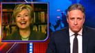 Hillary\'s Laugh Track - 09/25/2007 - Video Clip | The Daily Show with Jon Stewart