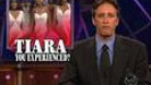 Other News - Tiara You Experienced? - 09/14/1999 - Video Clip | The Daily Show with Jon Stewart