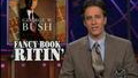 Headlines - Fancy Book Ritin\' - 11/17/1999 - Video Clip | The Daily Show with Jon Stewart