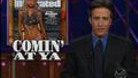 Headlines - Comin\' at Ya - 02/23/2000 - Video Clip | The Daily Show with Jon Stewart
