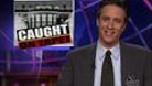Headlines - Caught on Tape! - 03/21/2001 - Video Clip | The Daily Show with Jon Stewart