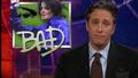 Bad - 11/08/2001 - Video Clip | The Daily Show with Jon Stewart