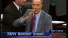 Moment of Zen - Happy Birthday, Strom! - 12/06/2001 - Video Clip | The Daily Show with Jon Stewart