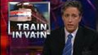 Train in Vain - 06/26/2002 - Video Clip | The Daily Show with Jon Stewart