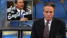 Headlines - Let the Eagle Quit - 01/26/2005 - Video Clip | The Daily Show with Jon Stewart