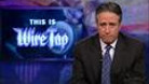 Headlines - This is Wire Tap - 01/18/2006 - Video Clip | The Daily Show with Jon Stewart