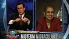 Robert Wexler & Eleanor Holmes Norton - 11/07/2006 - Video Clip | The Daily Show with Jon Stewart