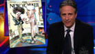 Obama Cartoon - 07/15/2008 - Video Clip | The Daily Show with Jon Stewart