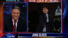 Congressional Hearings - 07/22/2008 - Video Clip | The Daily Show with Jon Stewart