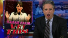 Sarah Palin - Vet This! - 09/04/2008 - Video Clip | The Daily Show with Jon Stewart