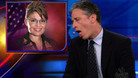 Sarah Palin Won\'t Blink - 09/15/2008 - Video Clip | The Daily Show with Jon Stewart