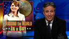 Around the World in a Day - 09/24/2008 - Video Clip | The Daily Show with Jon Stewart