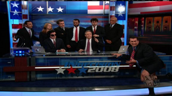 November 4, 2008 - Election Night