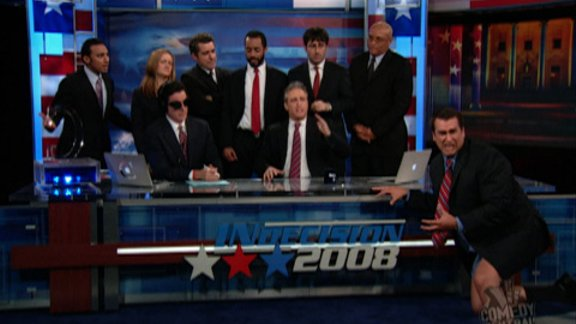 November 4, 2008 - Election Night