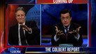 Daily/Colbert - Late Night Talk Show Bailout - 12/08/2008 - Video Clip | The Daily Show with Jon Stewart