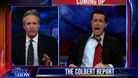 Daily/Colbert - Stephen\'s Awake Until Jan 20th - 01/13/2009 - Video Clip | The Daily Show with Jon Stewart