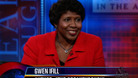 Gwen Ifill - 01/27/2009 - Video Clip | The Daily Show with Jon Stewart