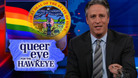 Queer Eye for the Hawkeye - 04/06/2009 - Video Clip | The Daily Show with Jon Stewart