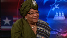 Ellen Johnson Sirleaf - 04/21/2009 - Video Clip | The Daily Show with Jon Stewart
