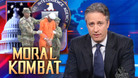 Moral Kombat - 05/14/2009 - Video Clip | The Daily Show with Jon Stewart