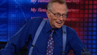 Larry King - 05/21/2009 - Video Clip | The Daily Show with Jon Stewart