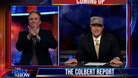 Daily/Colbert - Welcome Home, Stephen - 06/15/2009 - Video Clip | The Daily Show with Jon Stewart