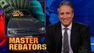 Master Rebators - The Crank Cycle - 08/03/2009 - Video Clip | The Daily Show with Jon Stewart