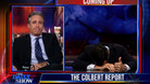 Daily/Colbert - Stephen Is Sleepy - 08/13/2009 - Video Clip | The Daily Show with Jon Stewart