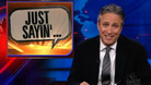CNN\'s Just Sayin\' - 08/18/2009 - Video Clip | The Daily Show with Jon Stewart