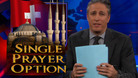 Oliver\'s Travels - Switzerland - 12/03/2009 - Video Clip | The Daily Show with Jon Stewart