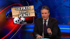 The Path From Peace - 03/11/2010 - Video Clip | The Daily Show with Jon Stewart