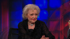 Betty White - 06/14/2010 - Video Clip | The Daily Show with Jon Stewart