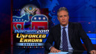 Indecision 2010 - Unforced Errors Edition - 10/11/2010 - Video Clip | The Daily Show with Jon Stewart