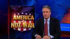 America at Not-War - Obama\'s Communication Gap - 03/22/2011 - Video Clip | The Daily Show with Jon Stewart