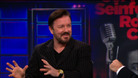 Exclusive - Ricky Gervais Extended Interview Pt. 2 - 04/14/2011 - Video Clip | The Daily Show with Jon Stewart