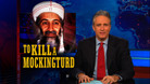 To Kill a Mockingturd - 05/02/2011 - Video Clip | The Daily Show with Jon Stewart