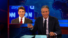 The Daily Show with Jon Stewart: Indecision 1776 - Ye Cobblestone Road to the White House - Rick Perry & Crowd Response - 09/13/2011 - Video Clip | T ...