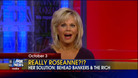 Moment of Zen - Gretchen Carlson on Roseanne Barr - 10/03/2011 - Video Clip | The Daily Show with Jon Stewart