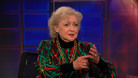 Betty White - 11/29/2011 - Video Clip | The Daily Show with Jon Stewart