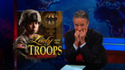 Lady and the Troops - 02/14/2012 - Video Clip | The Daily Show with Jon Stewart