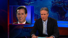 The Daily Show with Jon Stewart: Indecision 2012 - How Is It that Mitt Romney Hasn\'t Crushed this Guy Already? - 02/27/2012 - Video Clip | The Daily Sho ...