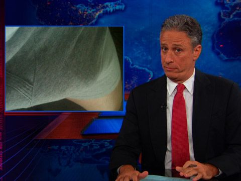 Jon Stewart Reveals The Absolute, Laughable Absurdity Of Michelle Bachmann's Witch Hunt