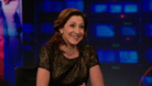 Edie Falco - 04/11/2013 - Video Clip | The Daily Show with Jon Stewart