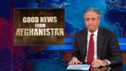 Good News From Afghanistan