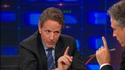 Exclusive - Timothy Geithner Extended Interview Pt. 2